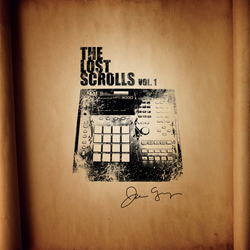 """DEWITT TO DO IT"" J DILLA: LOST SCROLLS VOL. 1"