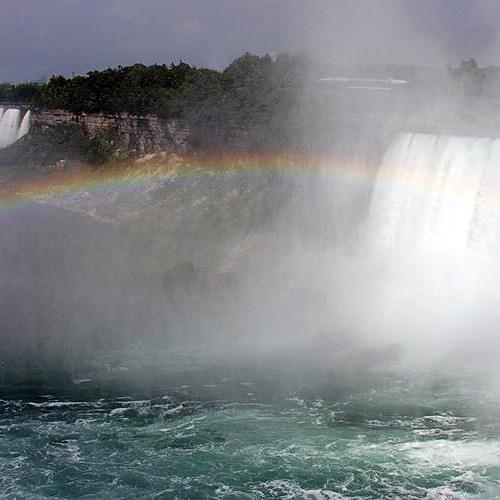 Rocking waterfall - Milana - on iTunes!