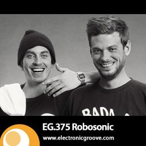 Robosonic - Electronic Groove Podcast [2013-03]