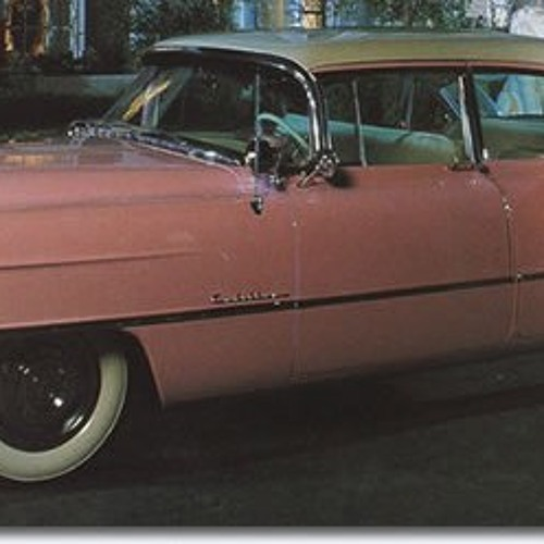 PINK CADILLAC LOVE- DRIVING WITH AMOR