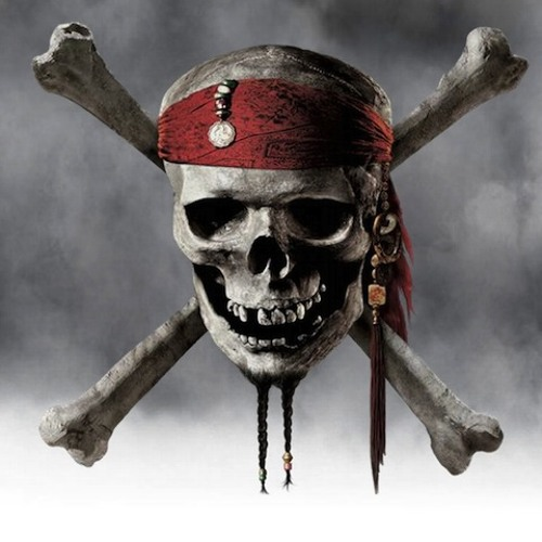 He Is A Pirate