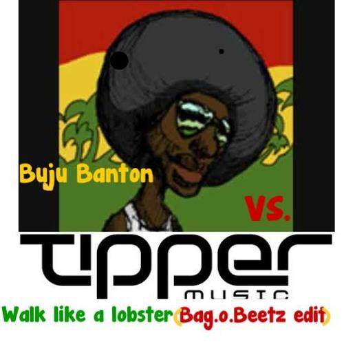 TIPPER vs BUJU BANTON- Walk like a lobster ( Bag-o-Beetz edit )