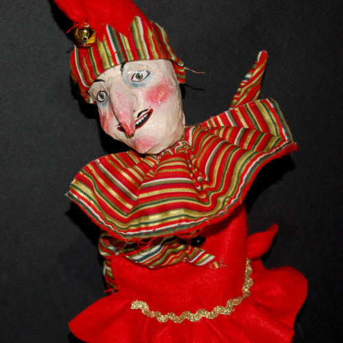 Mr Punch, Do you know who I am?