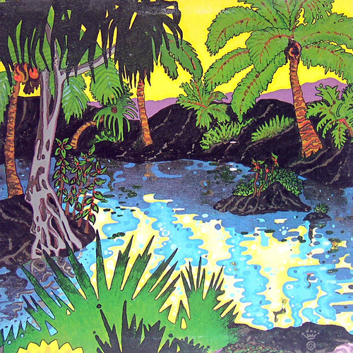 Splooj Yodor's Coconut Island (Birdview Crew: Drop Beats Not Bombs II)