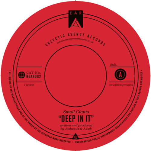 REAR002 - Small Giants - Deep In It - Sample