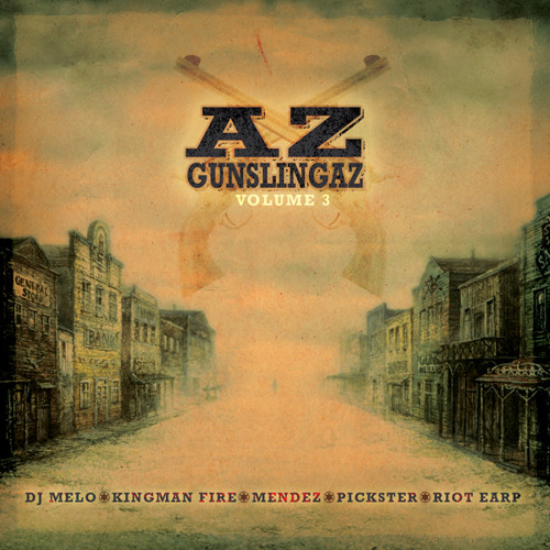 01 - Mendez - IL BRUTTO - AZ GUNSLINGAZ VOL 3