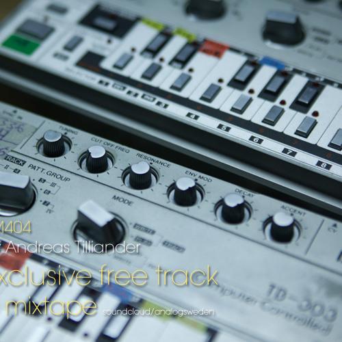 Analog Sweden Mixtape003 - Acid303 by Andreas Tilliander