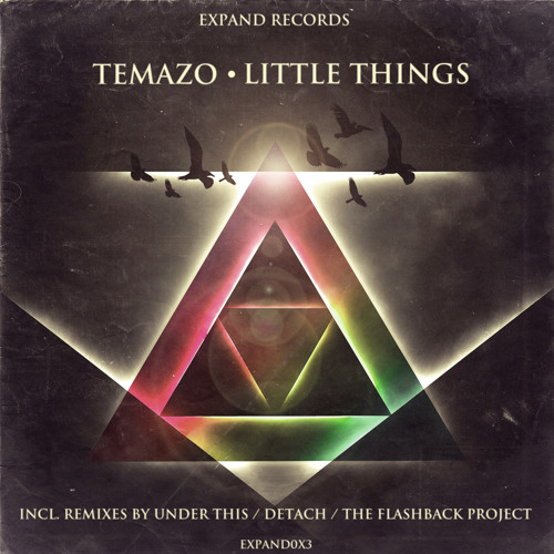Temazo - Little Things (Under This Remix) [EXPAND RECORDS]