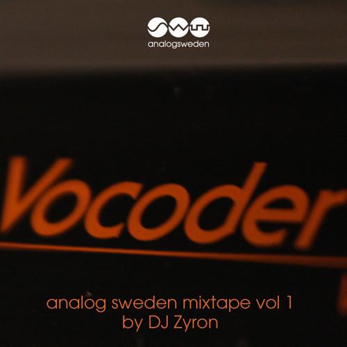Analog Sweden Mixtape001b - Vocoder Extravaganza by DJ Zyron side B