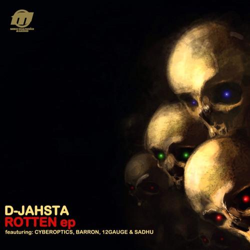 D-jahsta, Cyberoptics - TX55 (Original Mix) (Clip)