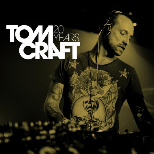 """Tomcraft """"Written High"""" (20 Years - The Album)"""