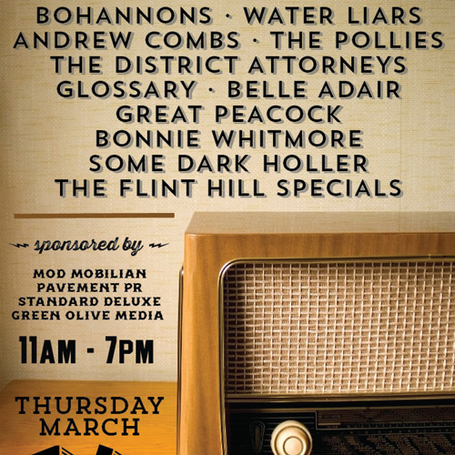 This Is American Music SXSW Thursday Day Party Sampler
