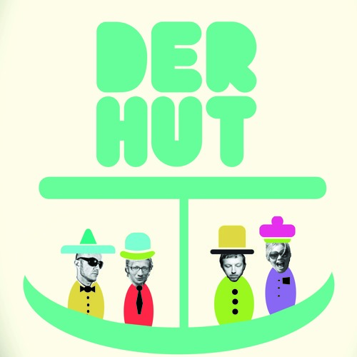 2013-02-23 Jonas Wahrlich @ DER HUT mit verlängerter Krempe zum Fundbureau Hamburg (Intro)