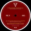 MUV005 - Catacombs & Demon - Music Mi Luv ep - 27.05.13