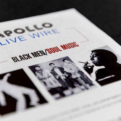 Black Men/Soul Music