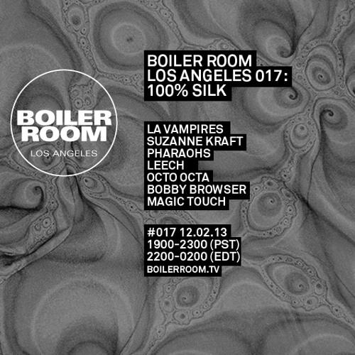 LA Vampires 25 Min Mix Boiler Room Los Angeles
