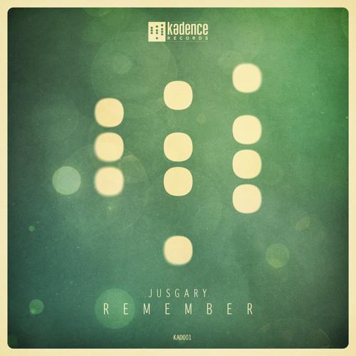 Jusgary - Remember (Matt Fear Remix) Release date 29th July 2013