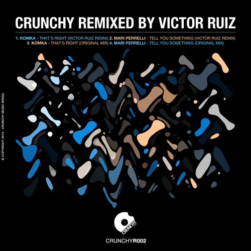 OUT NOW! Mari Perrelli - Tell You Something (Victor Ruiz Remix)