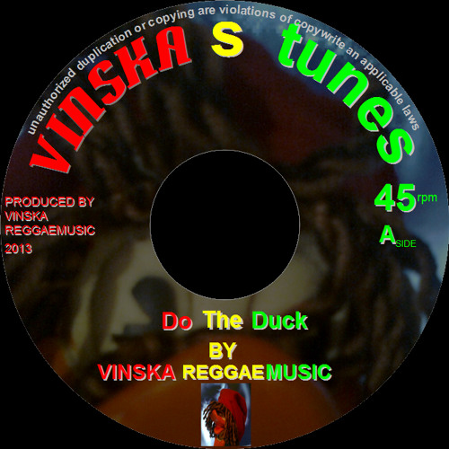 Doo The Duck-by-Vinska ReaggaeMusic