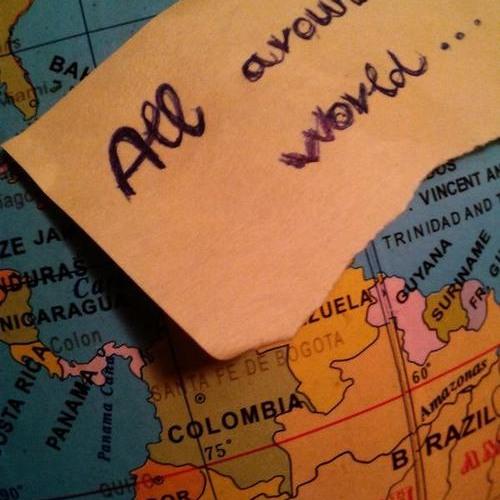 Lulu feat Jasari & Picasso- All Around The World