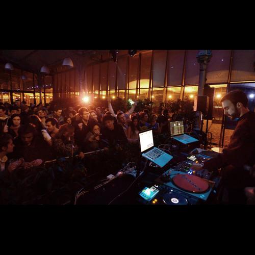 MARIUS - Dj set @ La Villette Enchantée - Sodasound Night (02.15.2013)