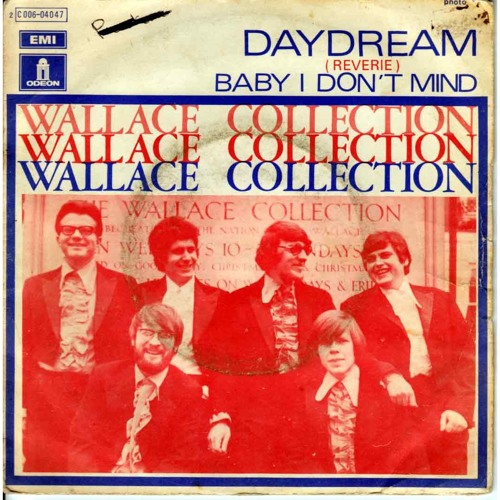 Daydream (cover, org. by Wallace Collection)