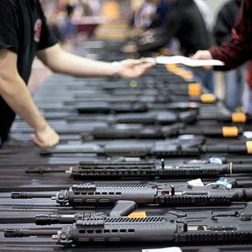 Do Indiana gun shows contribute to Chicago's murder problem? Let's talk about it.