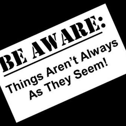 CeeJayEm - Be Aware (NEEDS SOME DEEP REAL LYRICS)