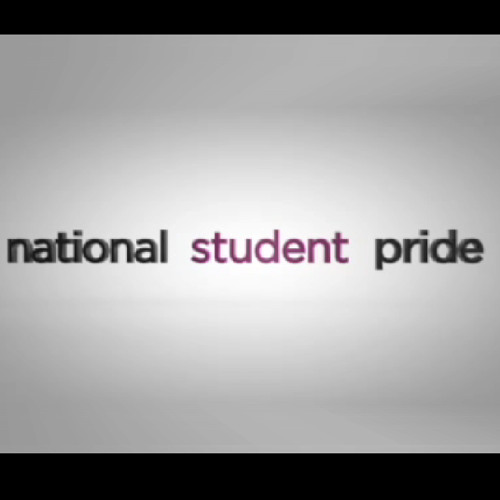 National Student Pride - Sound Indent