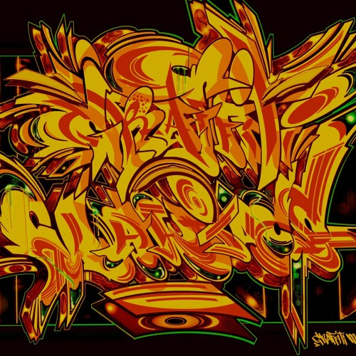 dj racy a.j vs dj red cream - now what (demo) + sketch by Jan Pier (Nok Crew. UA)