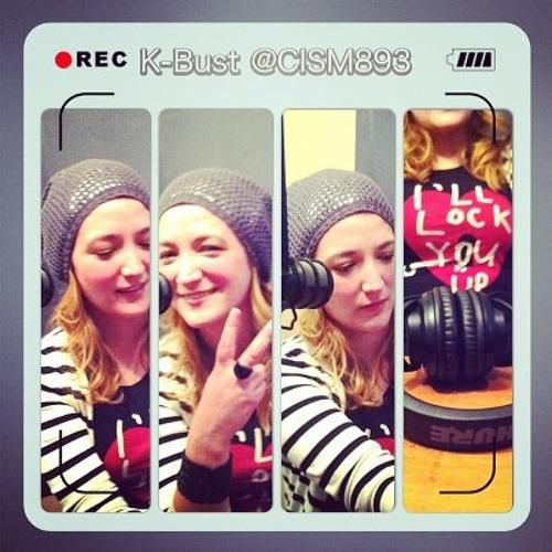 K Bust (Montreal radio CISM 89.3FM) Bled Latino