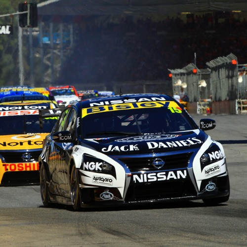 Rick Kelly speaks after finishing 11th in Adelaide