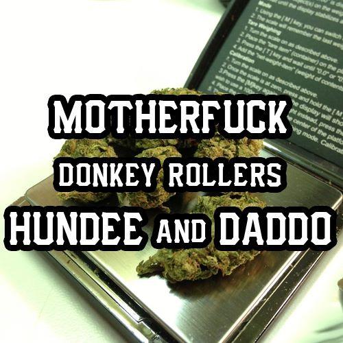 Donkey Rollers - Motherfuck (Hundee & Daddo Bootleg)[Unmastered]