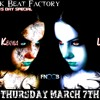 Dark Beat Factory #046 - Leilala & Miss Keyna - Women's Day Special