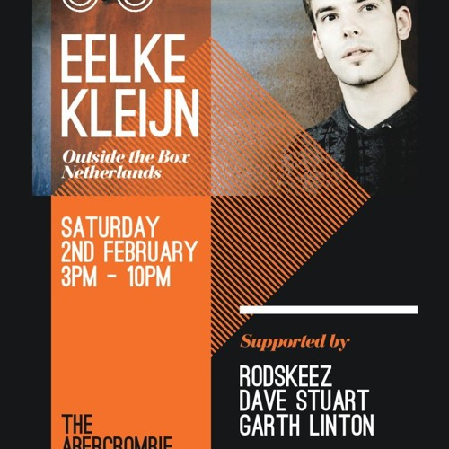 Eelke Kleijn - Outside the Box Episode #083 - Live from the Abercrombie, Sydney