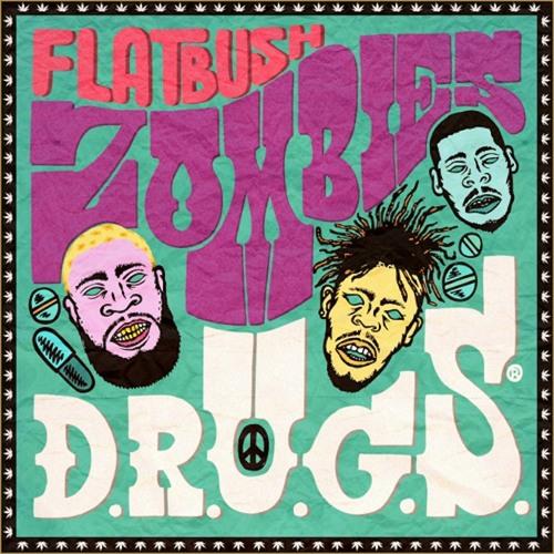 Flatbush Zombies- Mary Nothing Above Thee (Prod By Erick Arc Elliott)