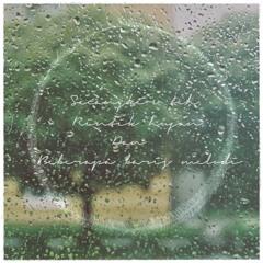 Secangkir teh, rintik hujan, dan beberapa baris melodi