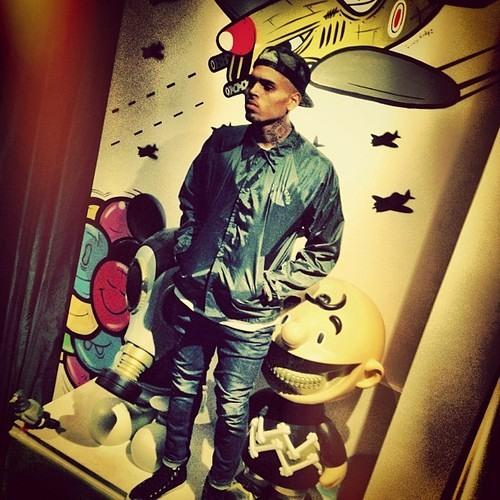Chris Brown - Like A Virgin Again feat. Tyga