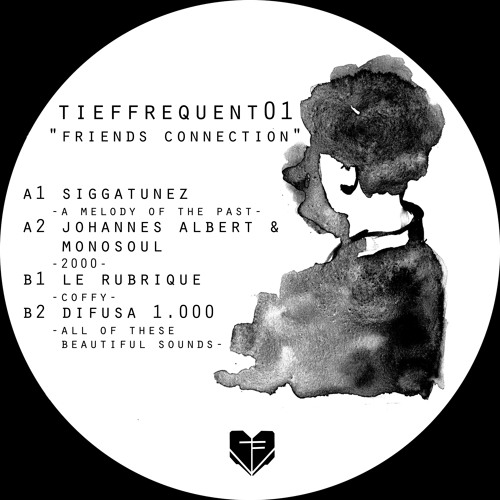 B2 Difusa 1.000-All Of These Beautiful Sounds (TFQ001)