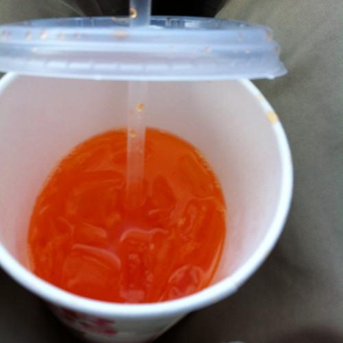 Orange Soda