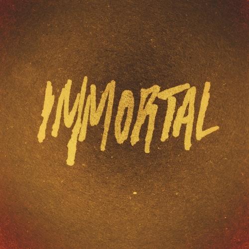 Kid Cudi - 'Immortal' - ( 130 BPM )