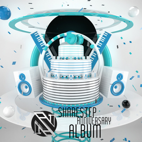 Jason Horecky - Arcadia [Forthcoming Sharestep Anniversary Album]