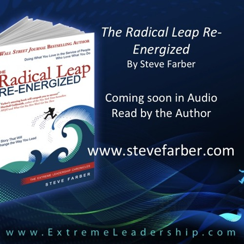 Chap 2 LEAP RE-ENERGIZED Steve Farber