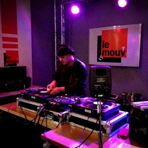 FRENCH FRIES 100% Vinyl DJ Set @ Laura Leishman Project sur Le Mouv'