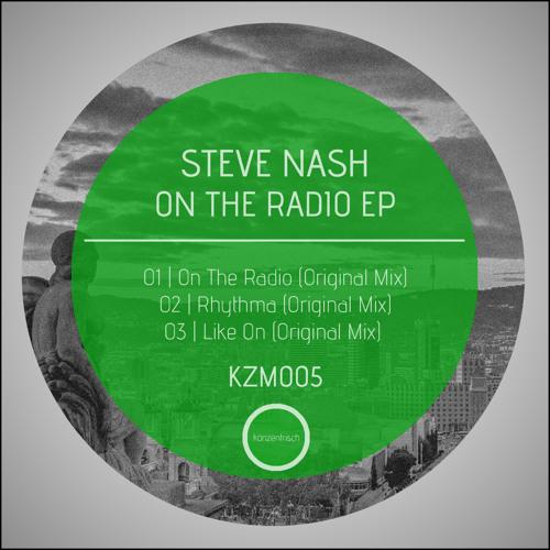 KZM005 - Steve Nash - On The Radio (Original Mix) (snippet)