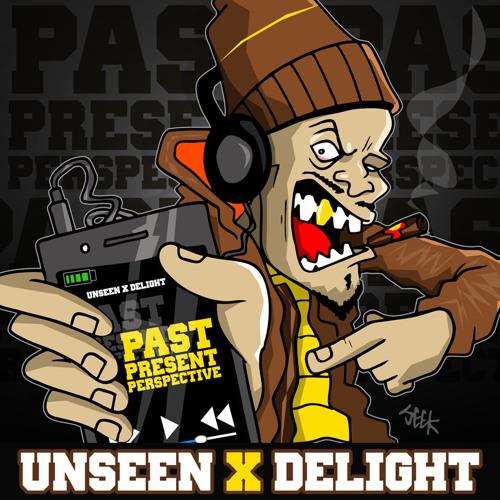 Lyrical Threat - Unseen x Delight - PPP LP