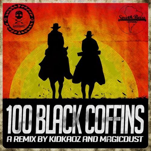 Rick Ross - 100 Black Coffins (KidKaoz vs MagicDust RMX) FREE DL!!! *Link in description