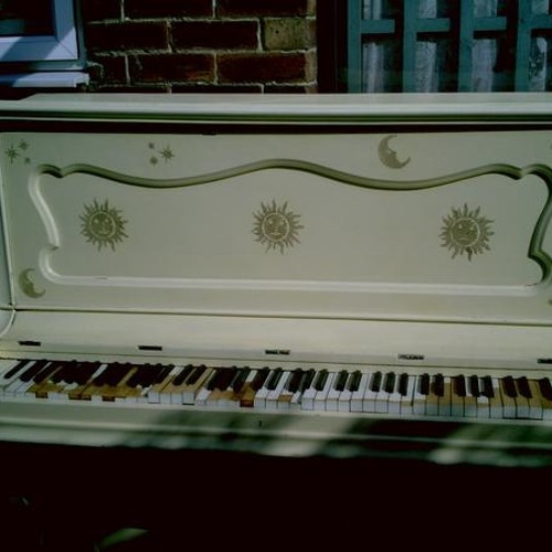 My old piano :(