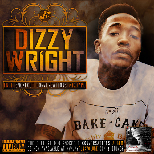 Dizzy Wright Cant Trust Em Remix feat Jarren Benton  Angel Haze
