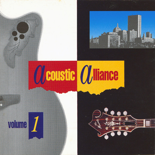 Everything Takes A Little Longer (Acoustic Alliance CD 1993)